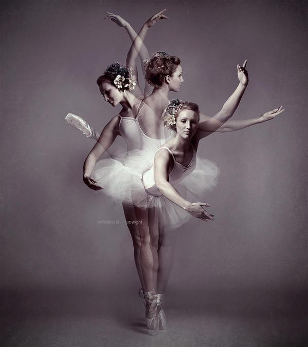 balerina III by SuzyTheButcher