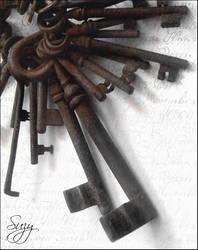 keys by SuzyTheButcher