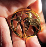 The Hunger Games Pin