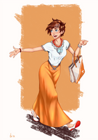 Shopping day Tracer by AlSklad