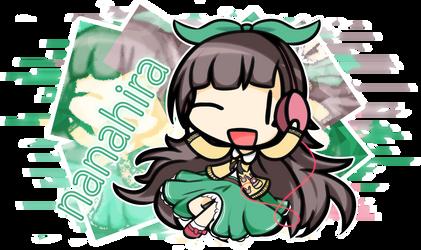 Nanahira! by sparklidream