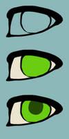 Walkthrough - How I draw eyes