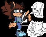Cassius the Hedgehog