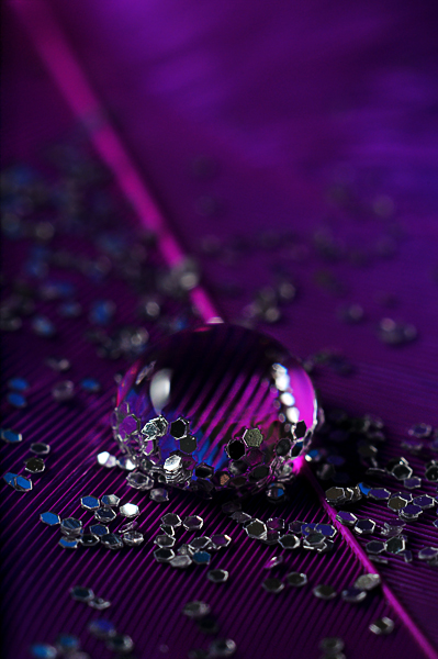 Purple Drop by sjaB