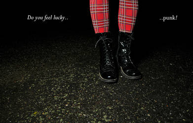 Punk by sjaB