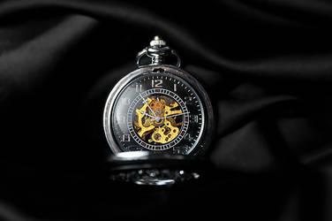 Pocket watch by sjaB