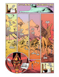 Nemo Sphinx page by davechisholm