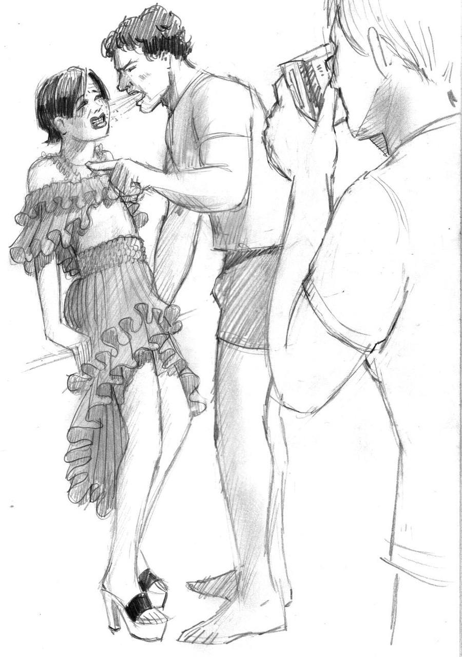 Рисунки о трансексуалах 1 фотография