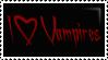 Vampire stamp by Tellien