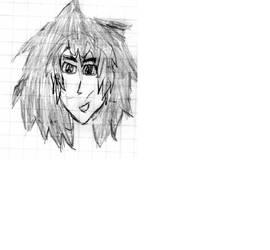 A sketch i randomly drew by Japanman469