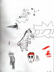 doodles by Japanman469