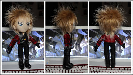'Within You' Jareth [Other views] by Meowchee