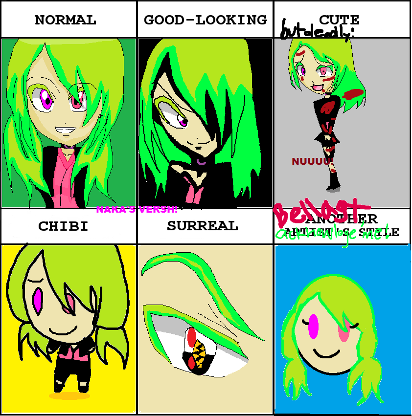 le style meme bruh by mamon12345 on deviantart