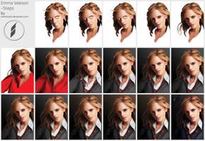 Emma Watson - Steps