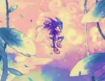 Fan art friday: Sonic - Magical world around me