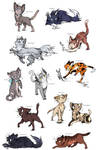 Warrior Cats Adoptables [CLOSED]