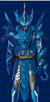 Kamen rider Blades Fantastic Lion