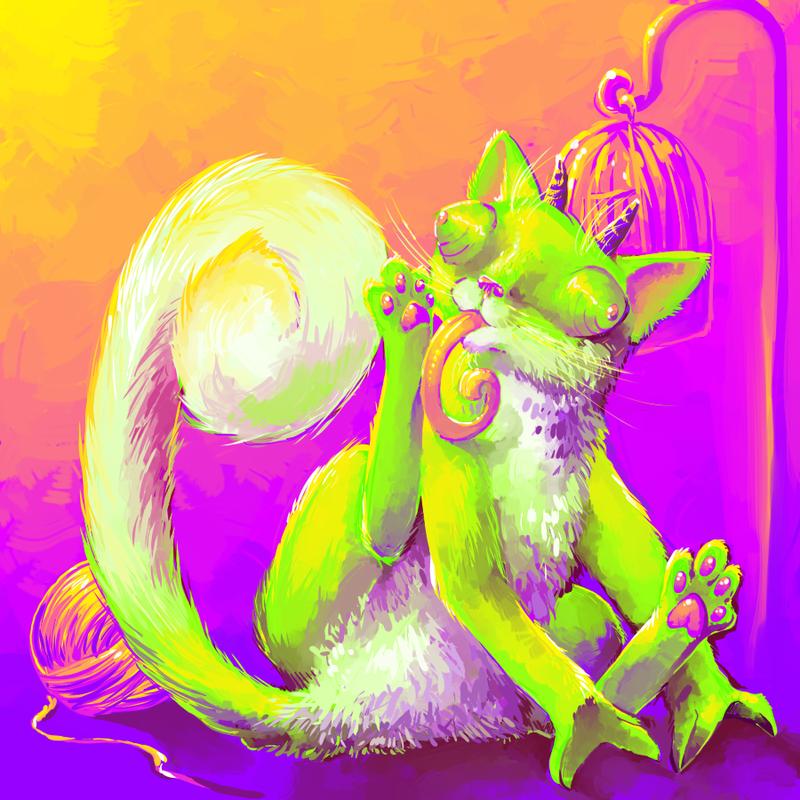 Splice: Cateleon by dragonrise