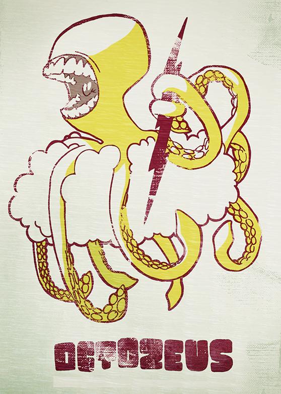 Octozeus by Shon-T
