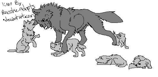 Image Result For Hybrid Werewolf Coloring