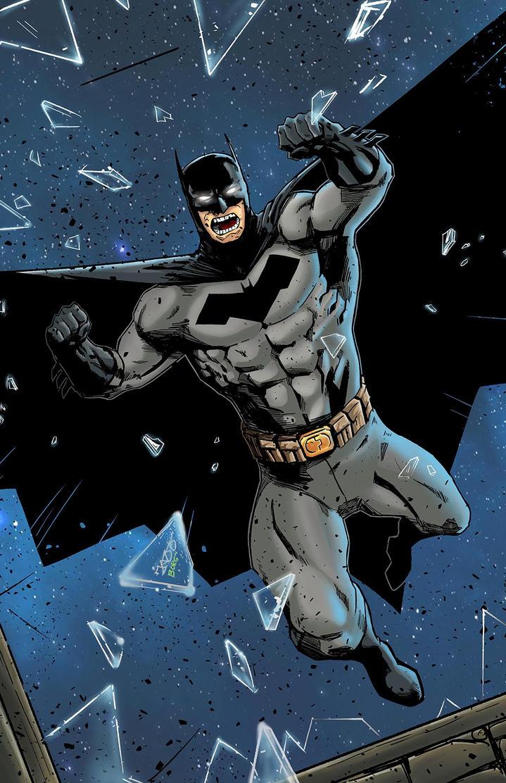 the Batman by danborgonos