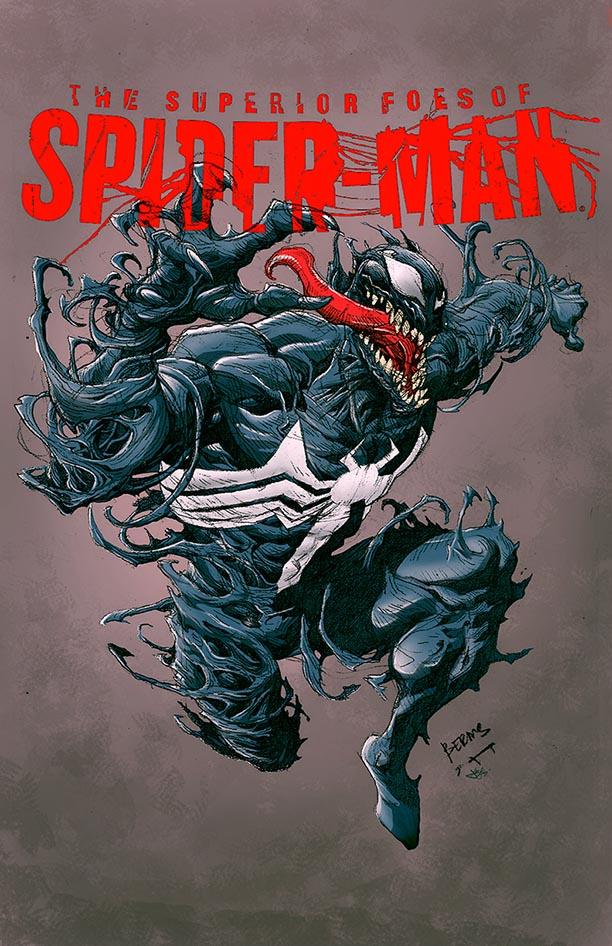 Venom by danborgonos