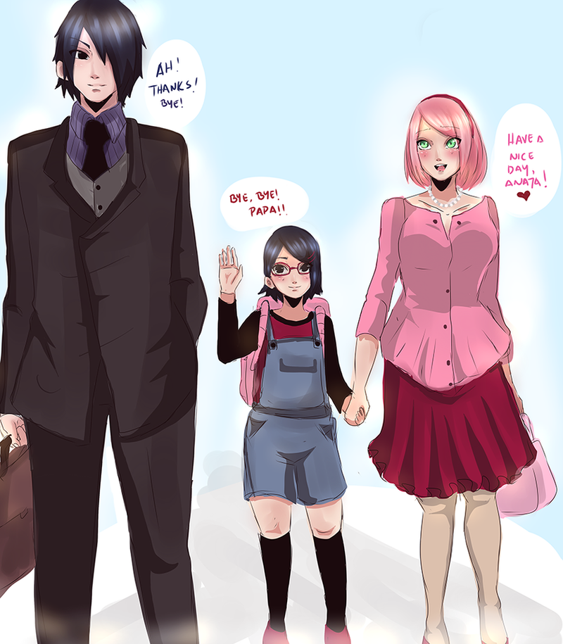 AU SSS_ Uchiha Family By Yuri-chan24 On DeviantArt