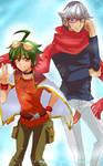 Yuya and Reiji!!