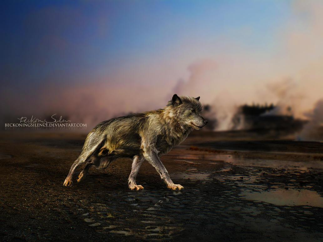 Onward, towards the Horizon. by BeckoningSilence