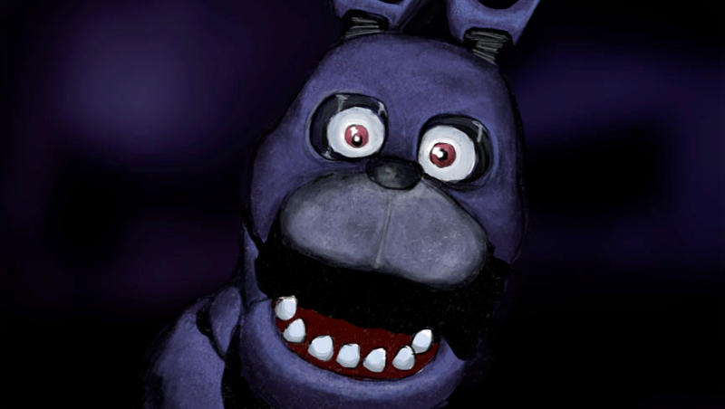 Bonnie, Five Nights At Freddys by RapidDisillusion on ...