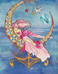 Princess ChibiMoon Nouveau