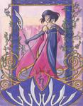 Princess Saturn Nouveau