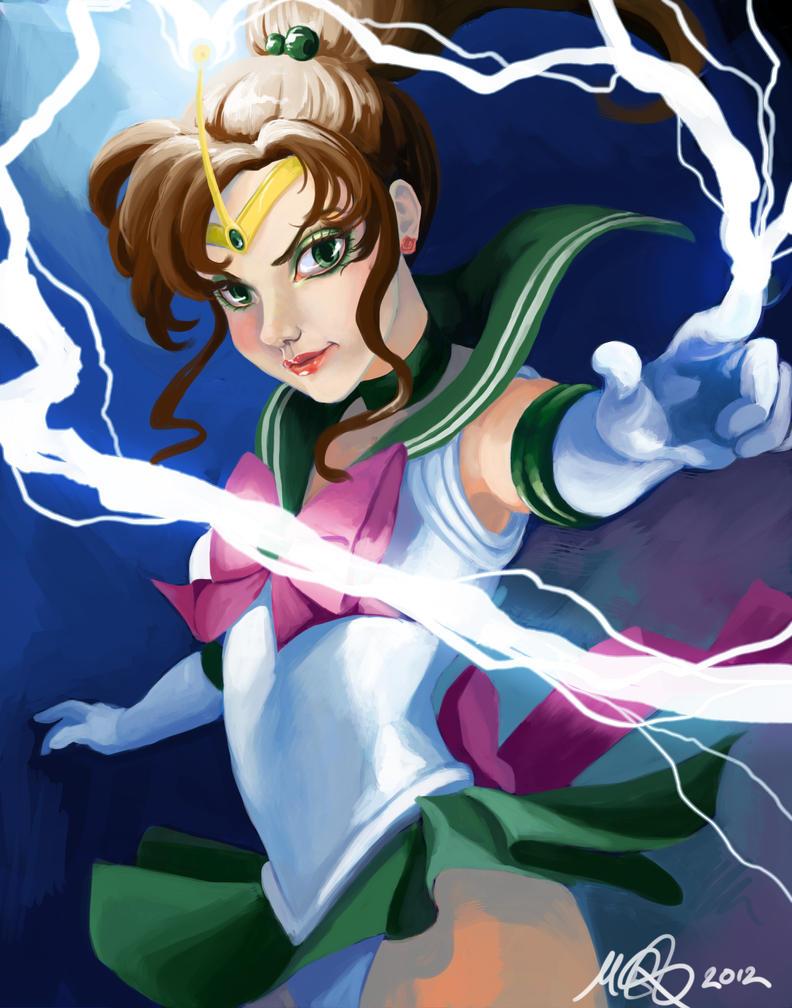 Supreme Thunder by cyanineblu