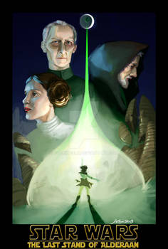 The Last Stand of Alderaan