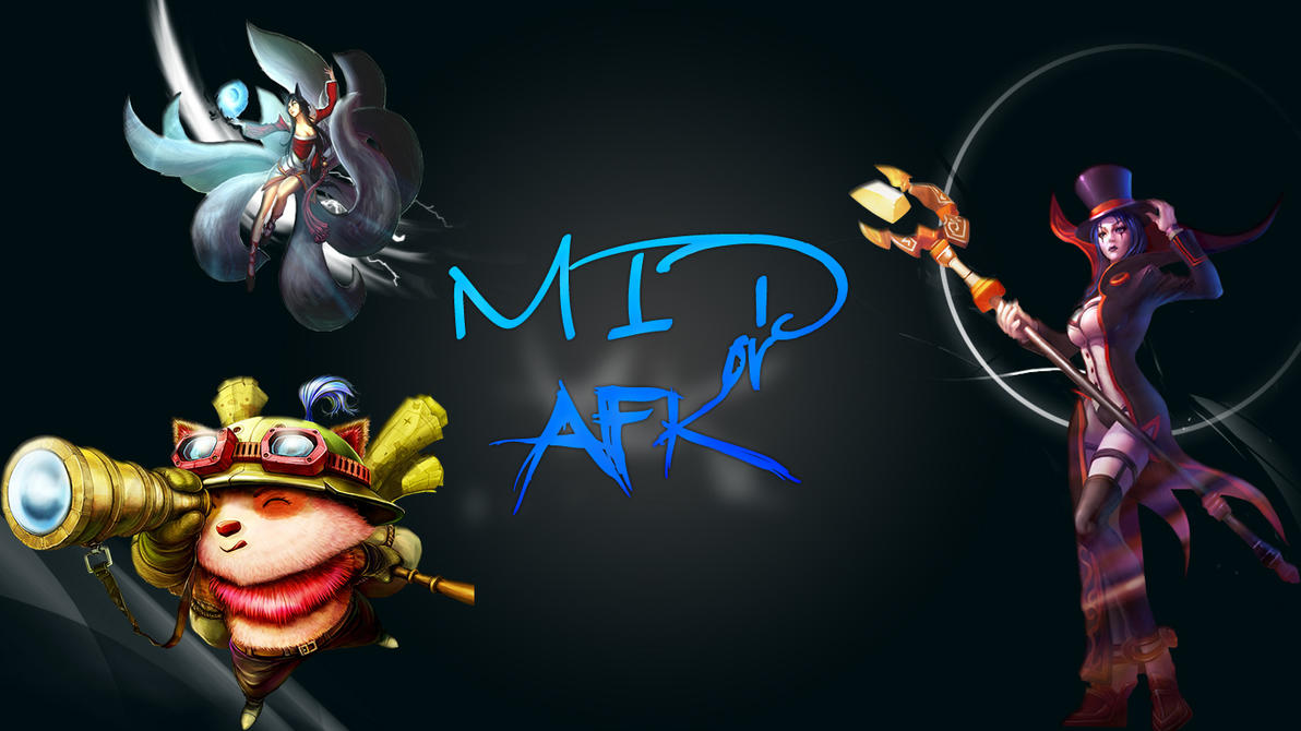 League of legends mid wallpaper by crydewil on DeviantArt