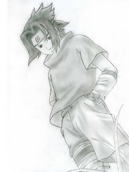 Sasuke from Naruto