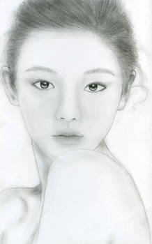 Barbie Hsu drawing