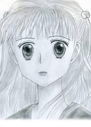 Sana - Kodocha by RoseSan