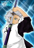 Toushiro - Bleach - PS Version by RoseSan