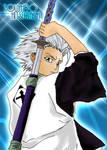 Toushiro - Bleach - PS Version