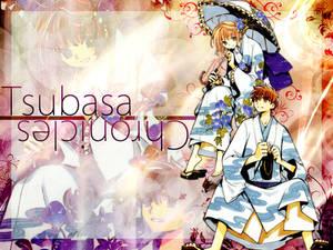Tsubasa Chronicles - Wallpaper