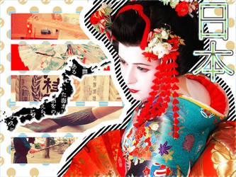Japan - Wallpaper by RoseSan