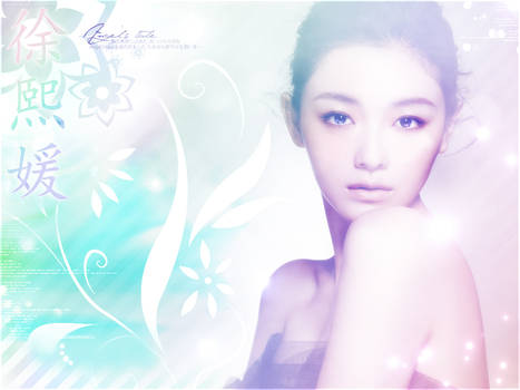 Barbie Hsu - Wallpaper