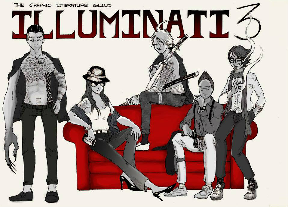 ILLUMINATI by entomgrubs