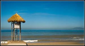 another beach shot by xedgerx