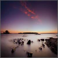 Sharp Rocks by xedgerx