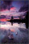 Pebble Island by xedgerx
