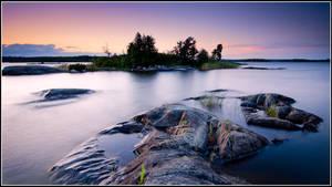 August Evening by xedgerx