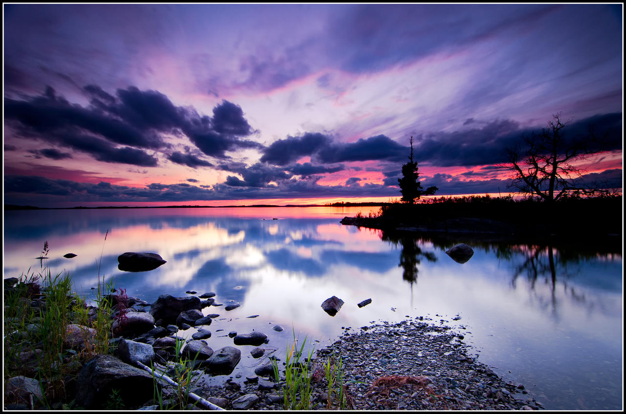 Pebble Island2 by xedgerx
