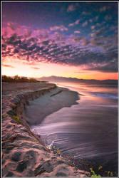 Mexican Beach by xedgerx